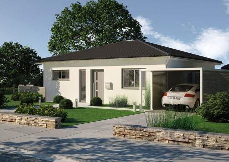 76 m² Çelik Konstrüksiyon Ev