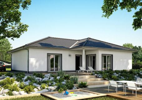 135 m² Çelik Konstrüksiyon Ev