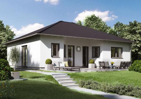103 m² Çelik Konstrüksiyon Ev