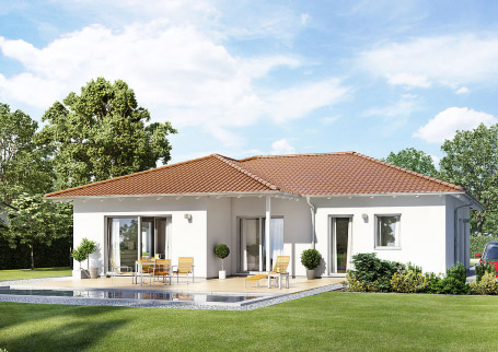 123 m² Çelik Konstrüksiyon Ev